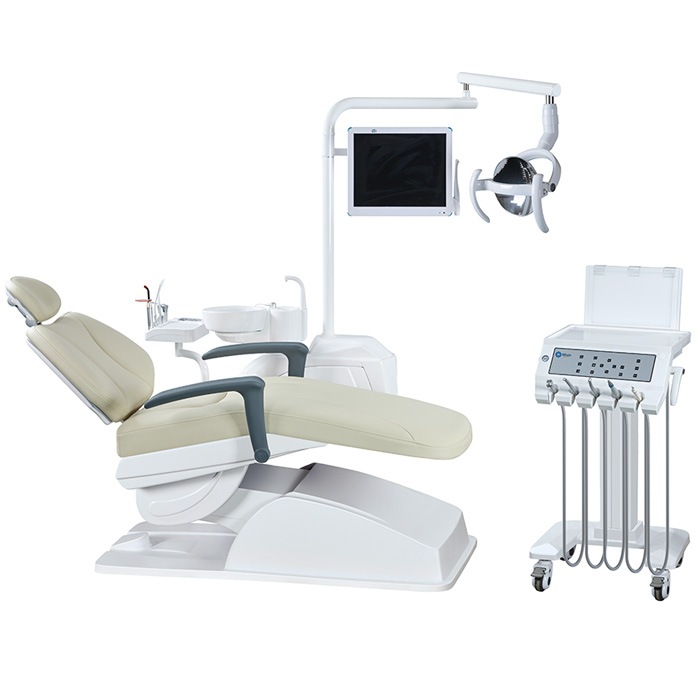 <strong><font color='#0997F7'>Dental Chair MKT-400 movable cart</font></strong>