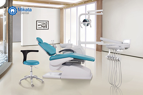Introduction of 2018 Mikata Dental Chair Unit MKT-300