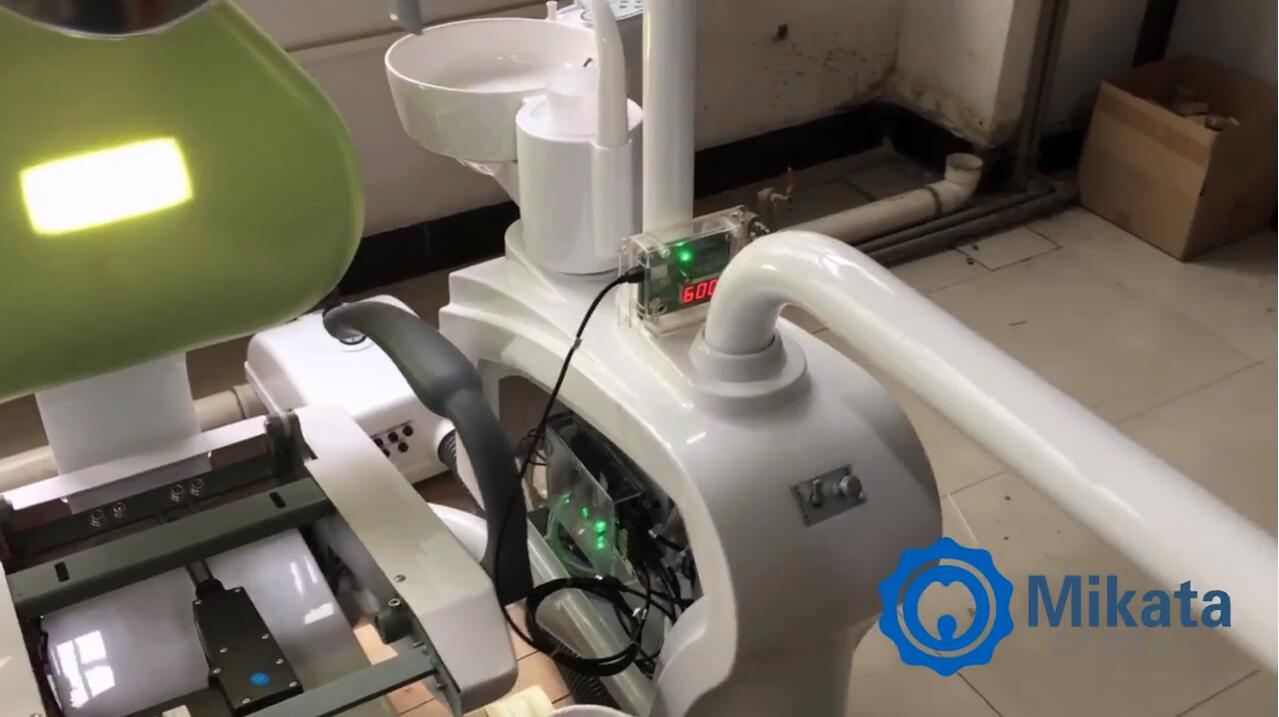 MIKATA dental chair units automatic testing device