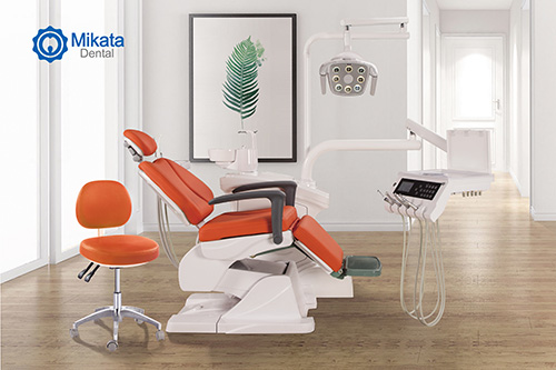 Introduction of 2018 New Dental Chair Unit U-110 Three Fold Type