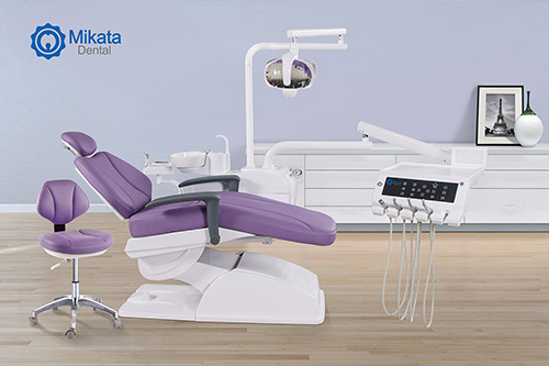 Introduction of 2018 Mikata Dental Chair Unit MKT-500