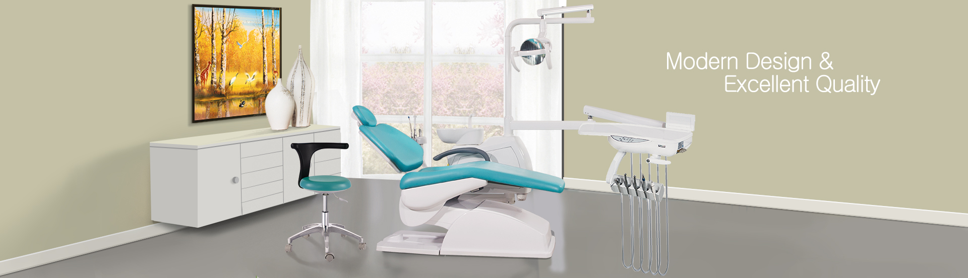 Dental Unit MKT-300